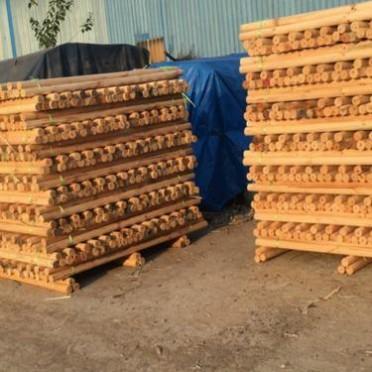 天津綠化樹木支撐架 防護用植樹桿銷售價格 厚勤園林